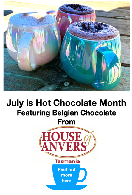 Chocolate in July